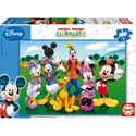 Puzzle EDUCA / 100 Mickey Mouse